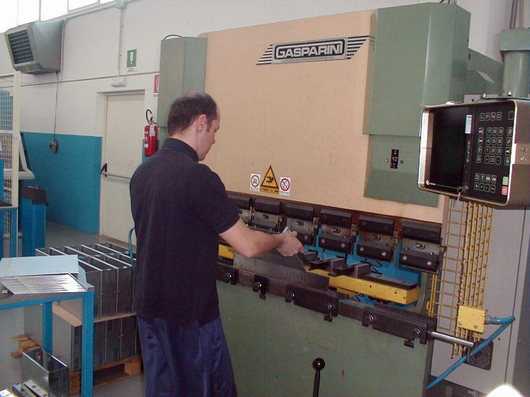 carpenteria metallica varese